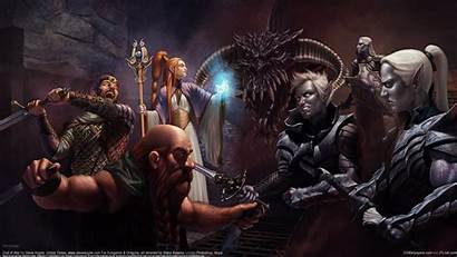 Realms Forgotten Wallpapers Dungeons Dragons Advanced