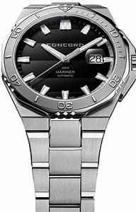 Concord Mariner Men U0026 39 S Watch Model  0320356