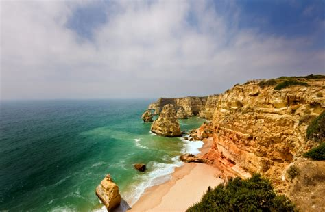 Albufeira The Sunny Pearl Of Portugals Algarve And Its