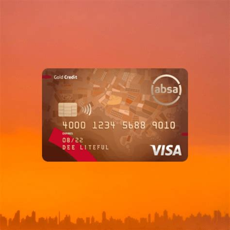 Apply for one right here. Absa Gold Credit Card: how to order? Find out here - GoodTips