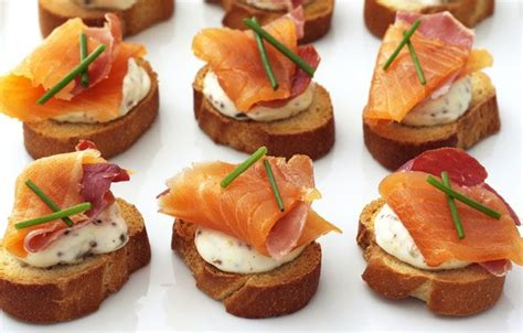 christmas morning canapes buffet party pinterest