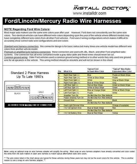 fox mustang radio wiring mustang forums at stangnet