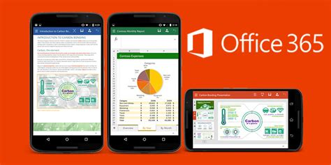 office 365 android office 365 debuta en celulares android