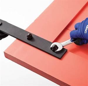 Installer Une Porte Coulissante : en tapes installer une porte coulissante sur rail en ~ Dailycaller-alerts.com Idées de Décoration