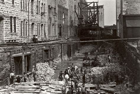 Building History | Mill City Museum | MNHS