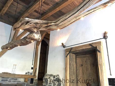 Deckenleuchte Mit Holz by Kundenfotos Www Treibholz Bodensee De