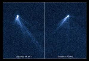 Space in Images - 2013 - 11 - Bizarre six-tailed asteroid