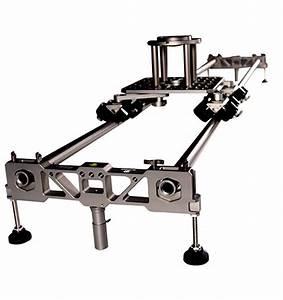 2.4m 60kg Heavy Duty Dslr Video Camera Dolly Rail Track ...