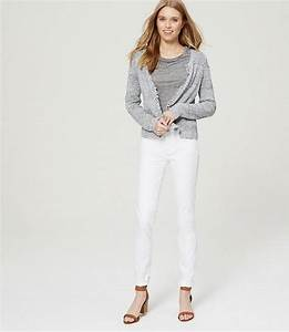 White Jeans For Curvy Women - MX Jeans