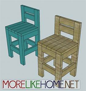 Build A 2x4 Chair - WoodWorking Projects & Plans