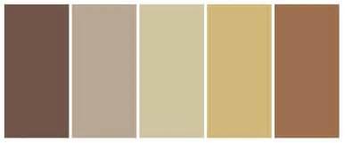 farbgestaltung zu braun beige wandfarben kabelka