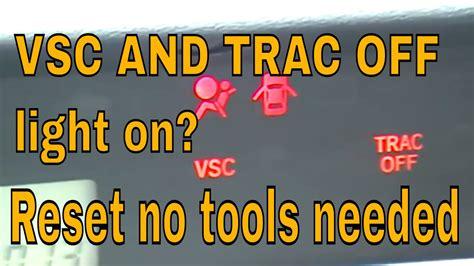 why is my vsc light on my lexus vsc trac warning light lexus autos post