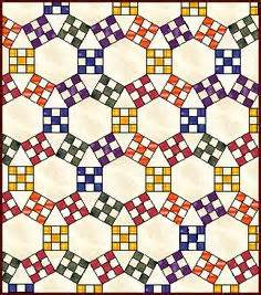 irish chain double wedding ring quilt pattern yahoo image quilting