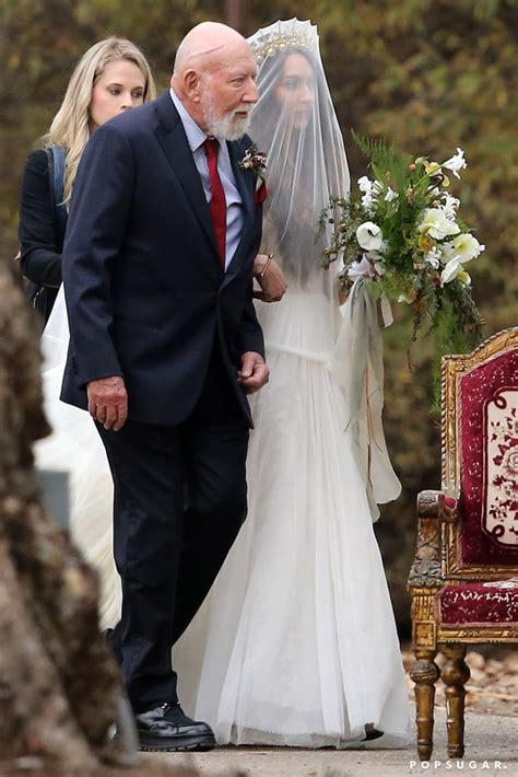 troian bellisario  patrick  adams wedding pictures