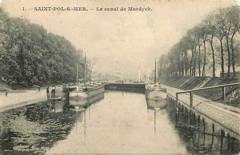westhoekpedia 187 pol sur mer le canal de mardyck