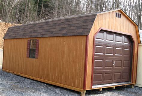 Pre Built Sheds Home Depot by Portable Prebuilt Sheds Storage Buildings Prefab