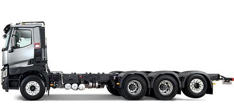 renault truck premium camion gamme c construction renault trucks france
