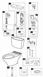 Toto Cst416m Aquia Ii 1 6  U0026 0 9 Gpf Toilet Two Piece