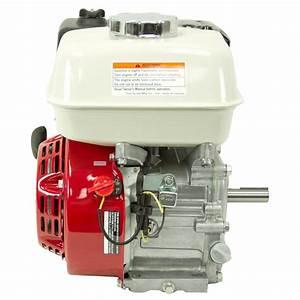 4 8 Hp 163cc Gx160 Honda Gx160ut2qx2 Engine