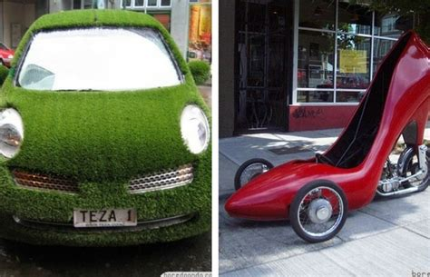 46 Weird Cars That Are So Unique They Should Get Their Own