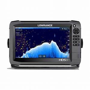 Lowrance Hds Chartplotter With Insight