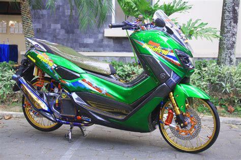 Nmax 2018 Mojokerto by Yamaha Nmax 17 Semarang Thai Look Gagah Why Not