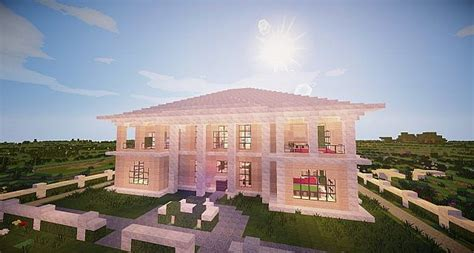 Images House To Build by Minecraft Wooden House Minecraft House Design