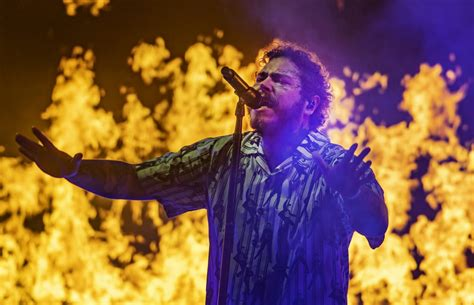 Post Malone's Best Performance Pictures | POPSUGAR ...