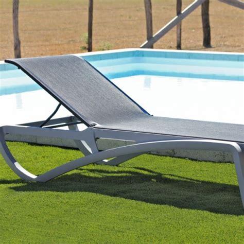 chaise longue piscine bain de soleil la boutique desjoyaux