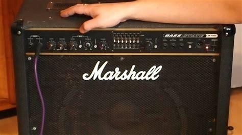 Marshall Bass State B150 Bass Amp