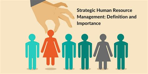 Strategic Human Resource Management Definition And Importance