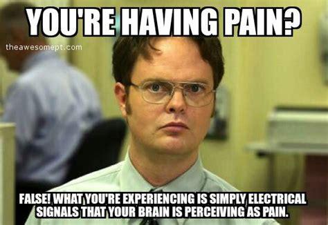 Pain Meme - image gallery neck pain meme
