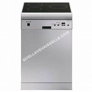 Cuisson Au Lave Vaisselle : lave vaisselle brandt dkh810 au meilleur prix ~ Nature-et-papiers.com Idées de Décoration