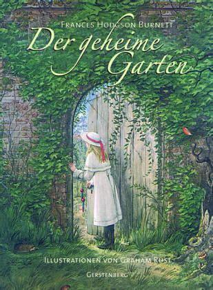 Der Geheime Garten by Der Geheime Garten Frances Hodgson Burnett Buch