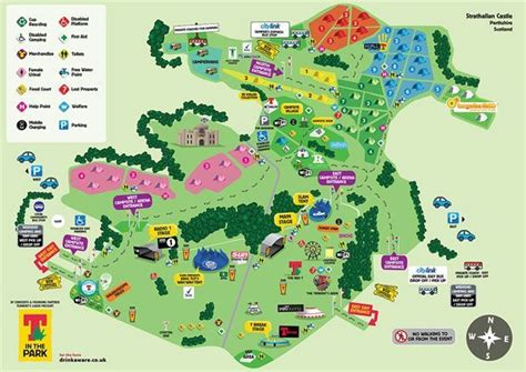Plan Your T In The Park The Festival Release Running