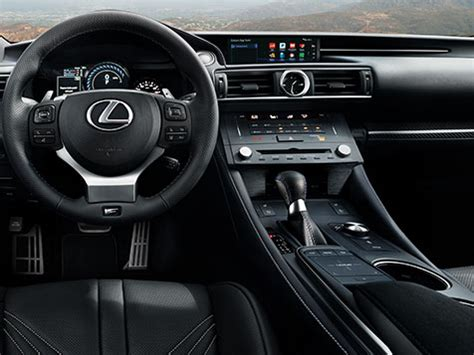 lexus rc  features lexuscom