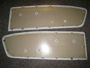 Buy 1964 1965 Ford MUSTANG Standard Door Panels White motorcycle in Henderson, Nevada, US, for ...