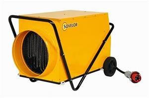 Chauffage Air Air : chauffage mobile electrique gainable sovelor c 30 g 30kw ~ Melissatoandfro.com Idées de Décoration