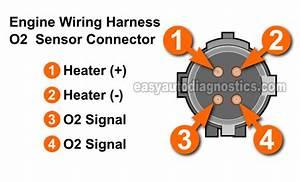 Part 1 -oxygen Sensor Heater Test
