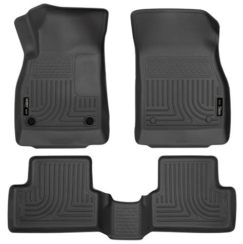 Chevy Cruze Floor Mats 2015 by Husky Liners Front 2nd Seat Floor Liners For 2011 2015