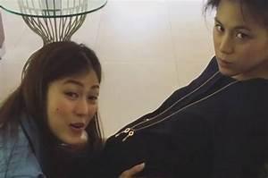 Sutil Tita Alex Gonzaga sings Tatlong Bibe to Toni's ...