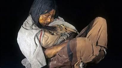 Inca Children Doncella Found Mummified Mummies Child