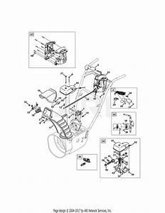 Troy Bilt 31ah55q8711 Vortex 2890  2015  Parts Diagram For