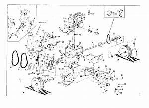 Craftsman Model 536918200 Snowthrower Genuine Parts