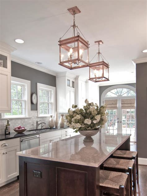 Kitchen Chandeliers, Pendants And Undercabinet Lighting  Diy