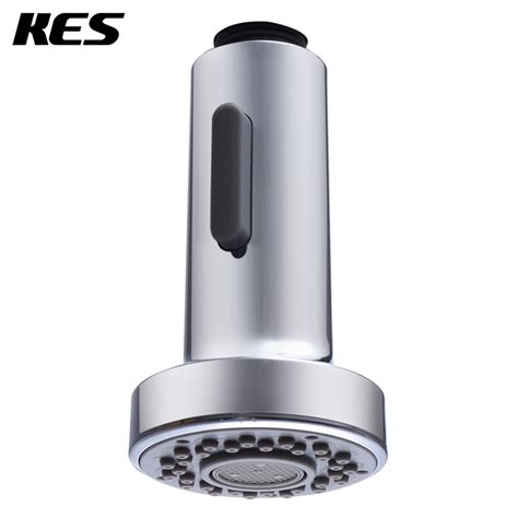 kitchen faucet spray replacement aliexpress com buy kes pfs1 bathroom kitchen faucet pull