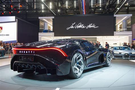 Prices and versions of the 2019 bugatti chiron in uae. Geneva 2019: Bugatti La Voiture Noire is the most expensive new car ever
