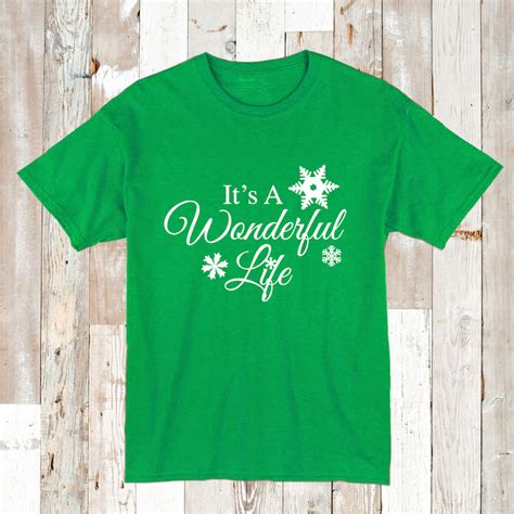 wonderful life shirt tee tees baby bodysuit