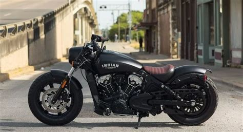 raw stealthy indian scout bobber unveiled details