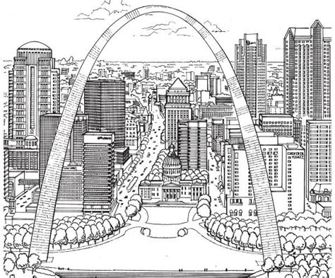 adult coloring book shows  beauty  st louis